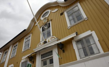 Rådhuset i Ulricehamn. Foto: Jan Töve