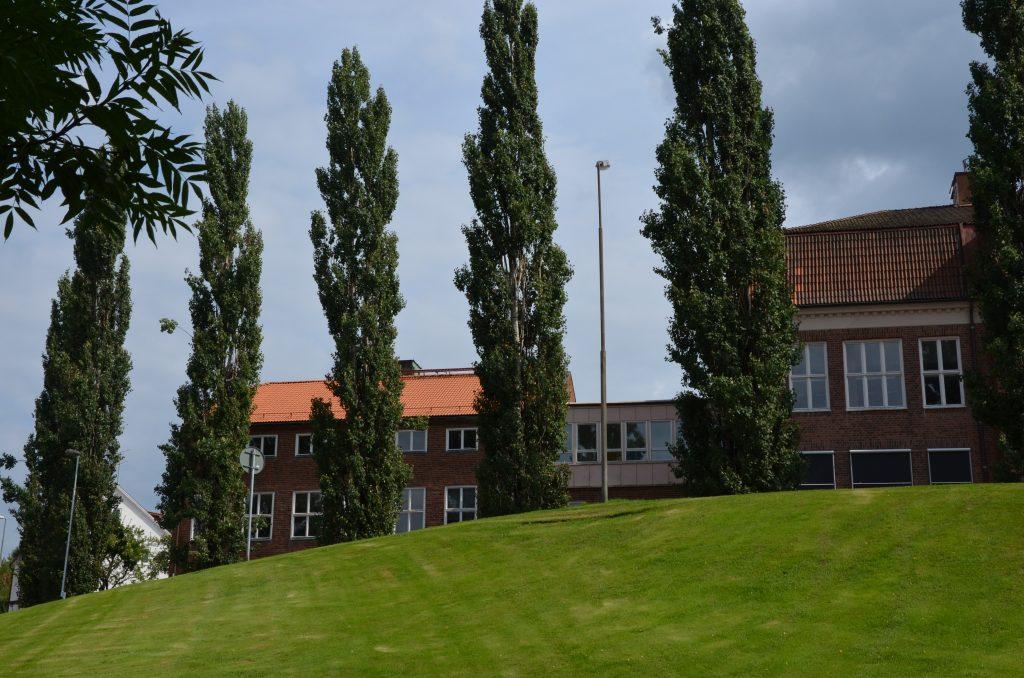 Stenbockskolan. Foto: Charbel Sader