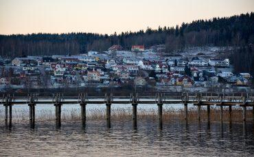 Villastaden i Ulricehamn. Foto: Charbel Sader