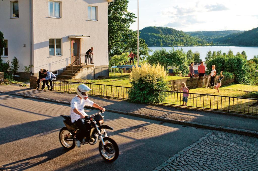Boende i Ulricehamn. Foto: Sören Håkanlind