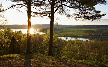Naturreservatet Korpeboberg mellan Ulricehamn och Marbäck. Foto: Jan Töve