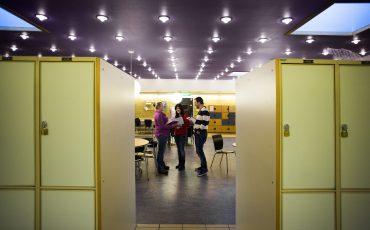 Vuxenutbildning. Foto: Sören Håkanlind
