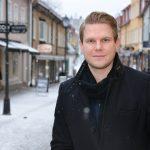 Sebastian Olofsson, miljö- och samhällsbyggnadschef. Foto: Charbel Sader
