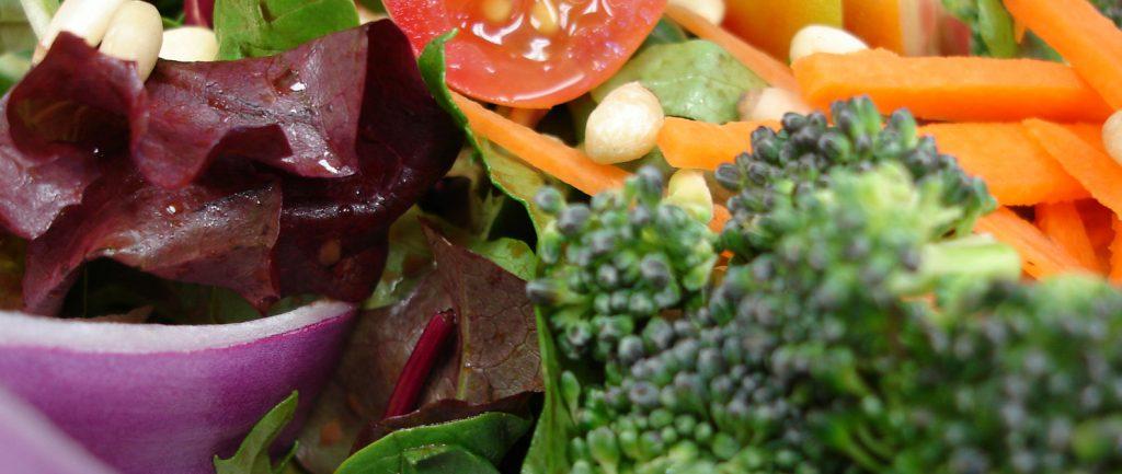 Folkhälsovecka bild grönsaker