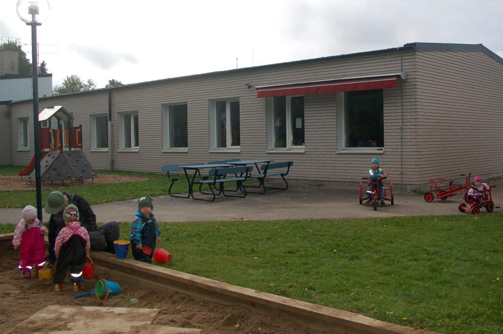Trollskogens förskola i Älmestad
