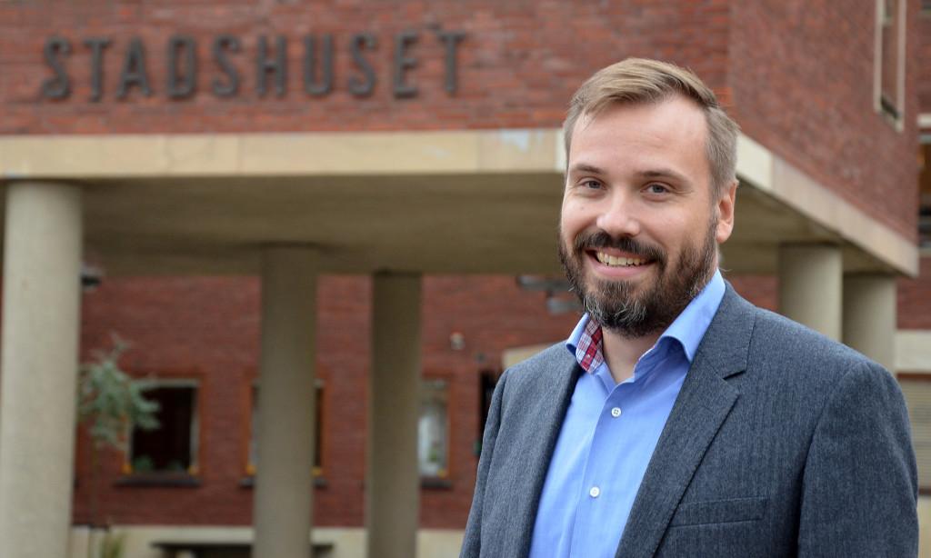 Kommunchef Håkan Sandahl