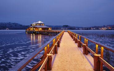 Kallbadhuset i Ulricehamn. Foto: Jan Töve