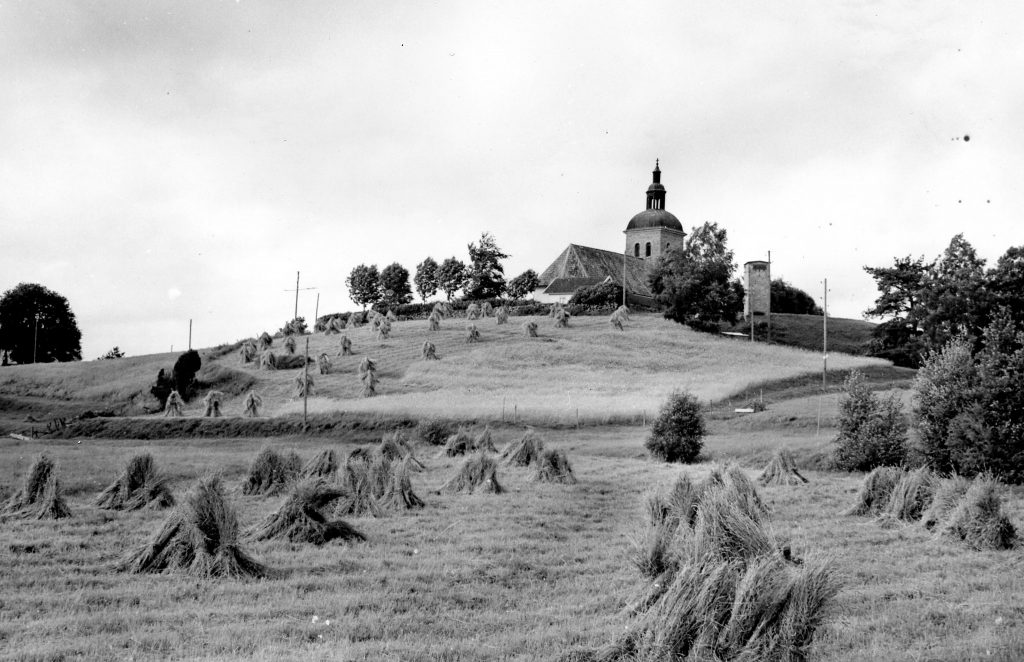 Kärråkra kyrka Foto: Eric Hulander