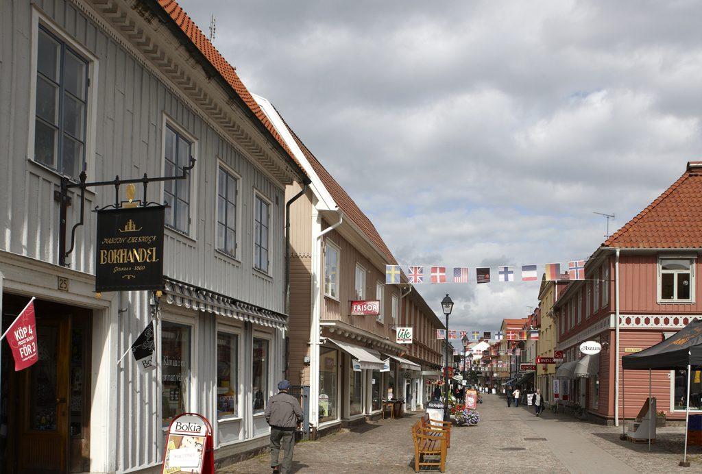 Gågatan Foto: Jan Töve