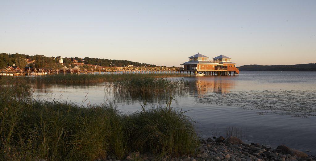 Kallbadhuset i Ulricehamn Foto: Jan Töve