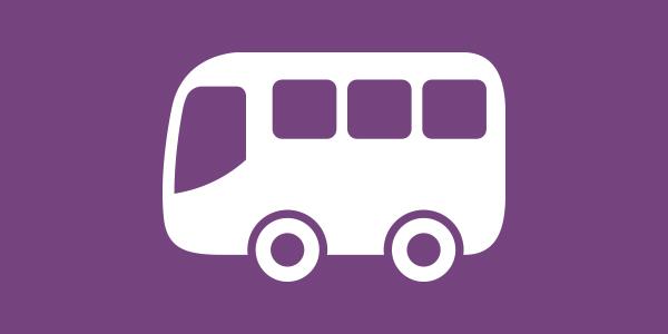 Illustration av en buss