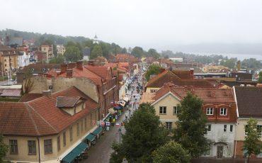Vy över stan Foto: Jan Töve