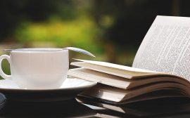 te och bok