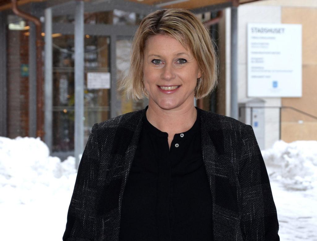 Eva Wallin Foto: Elin Johansson/Ulricehamns kommun