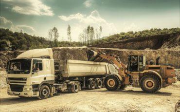 grävning och grävmaskin