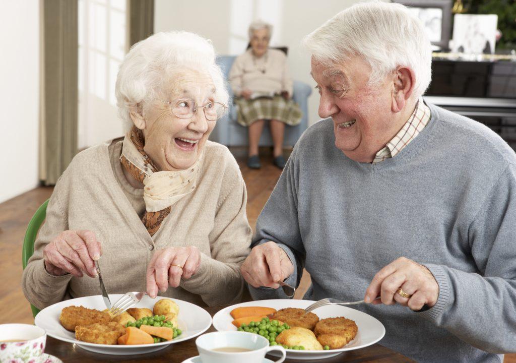 Nästan alla nöjda med kommunens äldreomsorg