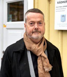 Kommunchef Gustaf Olsson