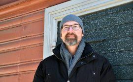 Kultursekreterare Michael Jensen.