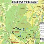 Blidsberg Bygdegård infotavla