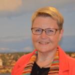 Foto på Inga-Kersti Skarland